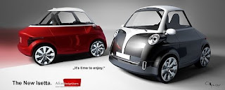 Isetta rendering by omolody