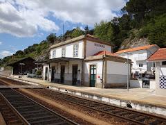Estação de Mosteiró