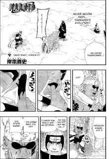 Naruto Manga 471