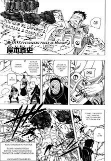 Naruto Manga 475