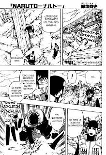 Naruto Manga 451 Español