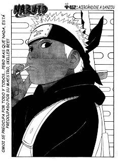 Naruto Manga 452 English