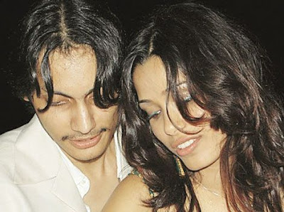 Freida Pinto and Rohan Antao together in happier times