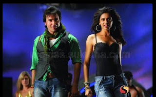Love aj kaal movie photo saif ali khan deepika padukone 2
