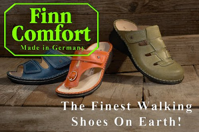 Finn Comfort shoe Germany marketing advertising