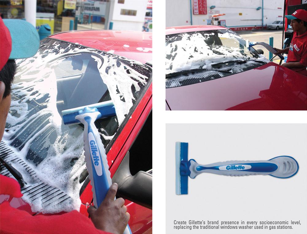 Gillette-Window-Washer-Gillette-Quickshave-Excel-ad5
