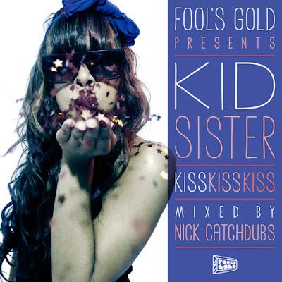 >Audio // Kid Sister – Kiss Kiss Kiss [Mixtape]