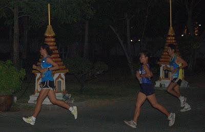 Khon Kaen 8th International Marathon isaan thailand