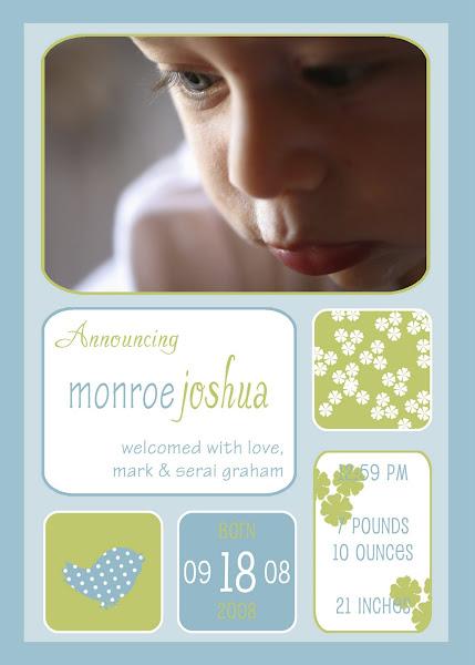 Monroe Joshua