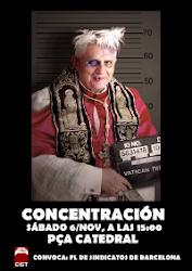 CONCENTRACIÓN CGT