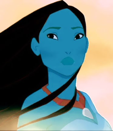a comparison between disney movie pocahontas View the real stories behind 9 disney movies and more the biggest difference between the disney movie and the original brothers grimm's pocahontas, a native.