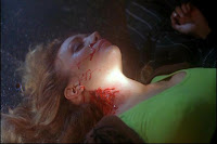 a victim of Barnabas' bloodlust