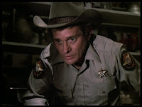 Bo Hopkins as Sheriff Stewart