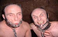vampire slaves