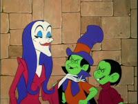 Bella, Batso and Ratso