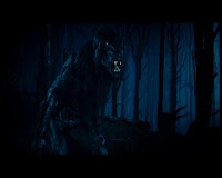 Lucian in Lycan form