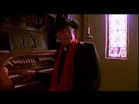 Tim Thomerson as the Priest