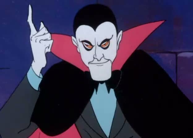 Actual Dracula Avatar