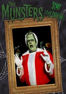 Taliesin meets the vampires: The Munsters' Scary Little Christmas ...