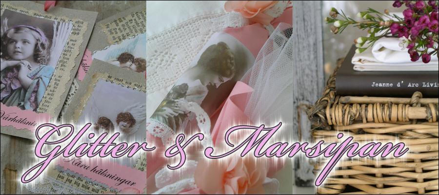 Glitter & Marsipan