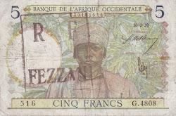 عملة فزان 1943 - 1951