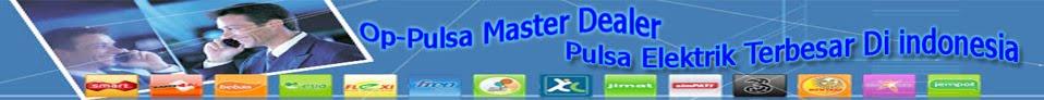 Master dealer pulsa elektrik