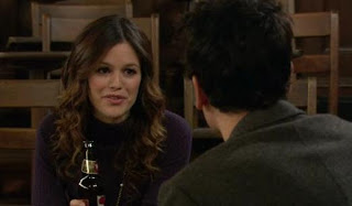 Rachel Bilson is my mother's roommate on How I Met Your Mother