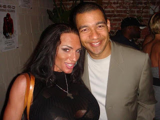 JA Adande and Lisa Lipps