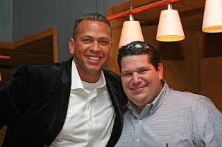 Mark Feinsand and A-Rod