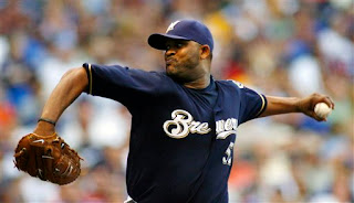 CC Sabathia is paying dividends for the Brewers