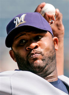 CC Sabathia's circle change grip