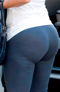 you can get a pretty good look at Kim Kardashian's ass