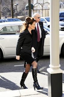 Sarah Palin's hooker boots