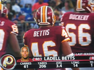 Ladell Betts