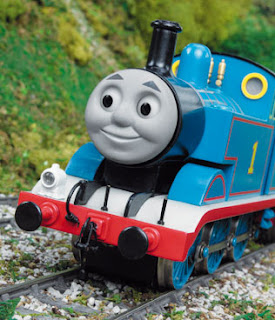 we already spent too much money on Thomas toys