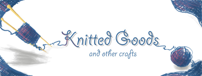 Knitted Goods~