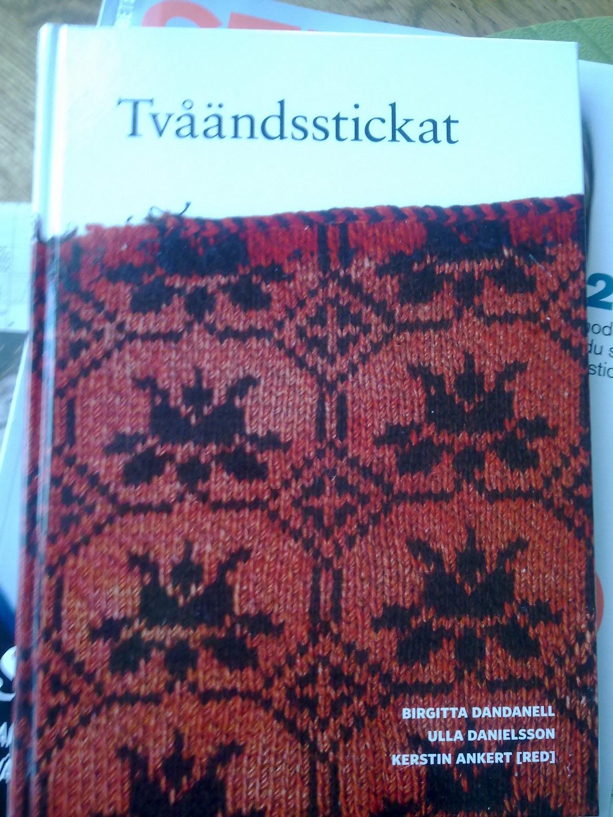 Tassar och stickor: januari 2011