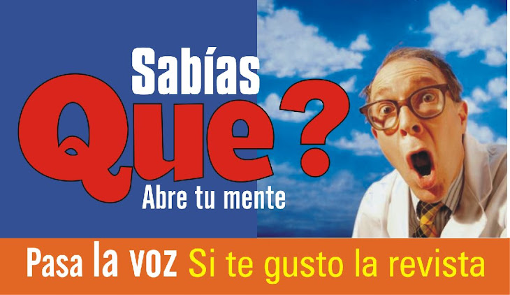 Revista Sabías Que?