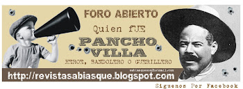 QUIEN FUE PANCHO VILLA