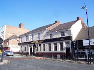 Shields Road in Byker