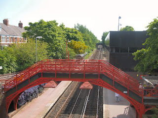 South Gosforth Metro Station