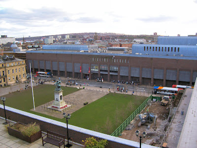 Eldon Square before the renovation