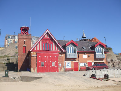 The Life Guard Station