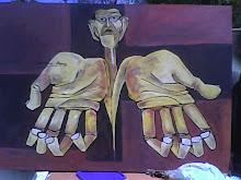 Las manos vacías