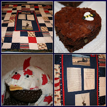 Brownies, Quilts & Frogs