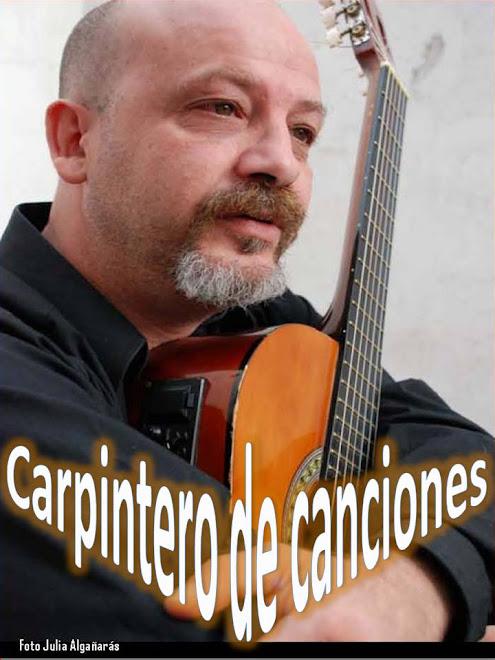 Carpintero de canciones