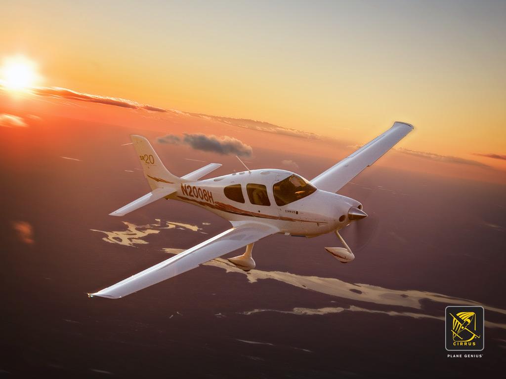 AVS1210 Aircraft Reports: Cirrus SR20