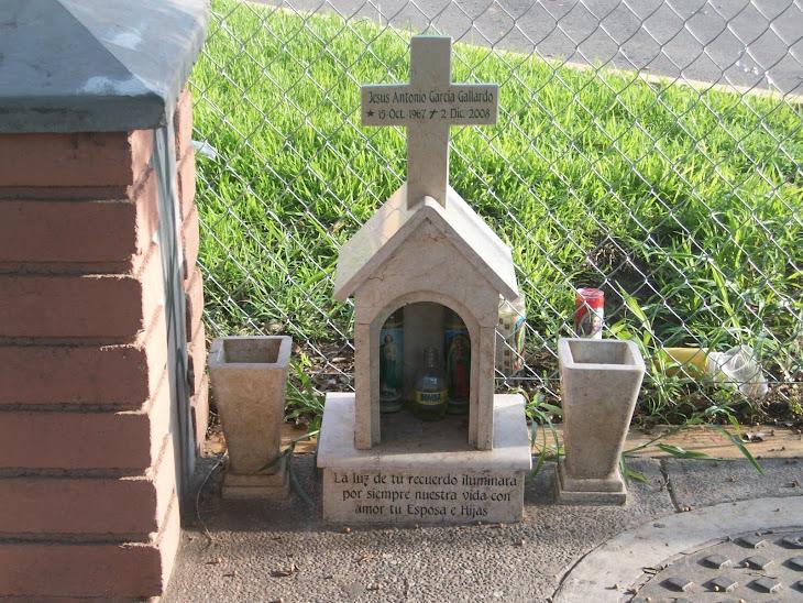 Una sepultura sin cuerpo del ejecutado