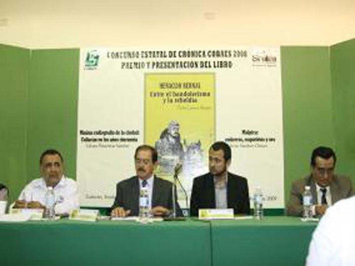 Premiación concurso estatal de crónica COBAES 2009