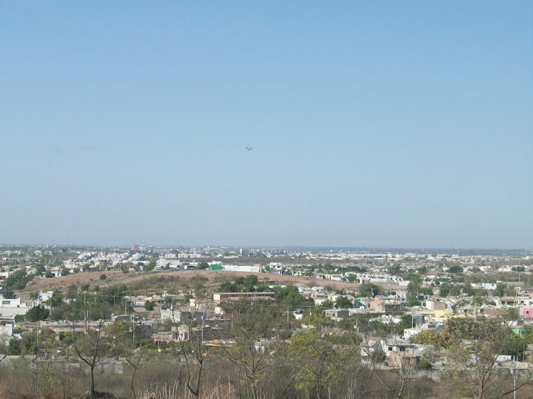 Vista del fraccionamiento Santa Fe
